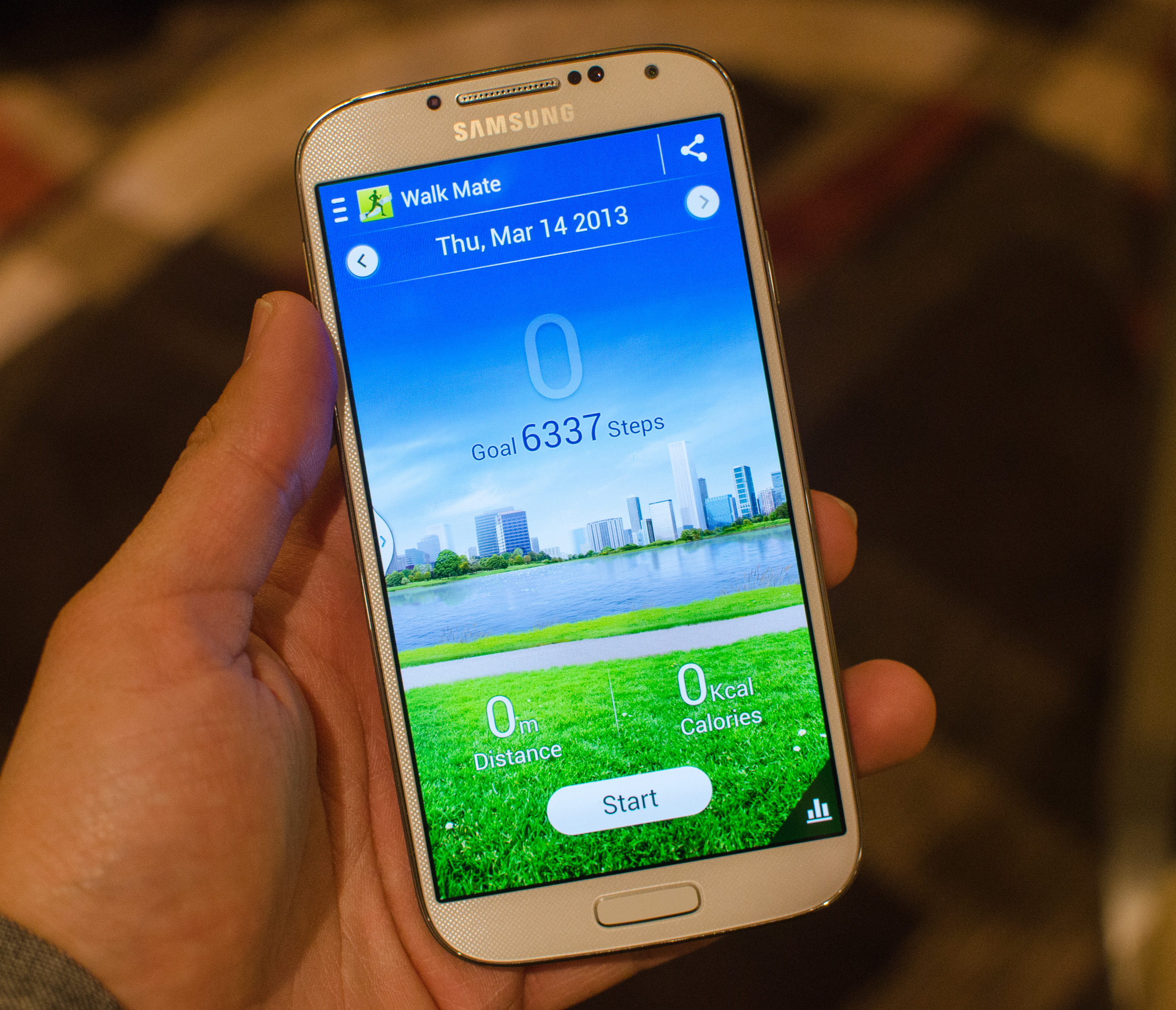 More Videos of The Galaxy S4: S Health, S Translator and Smart Cover