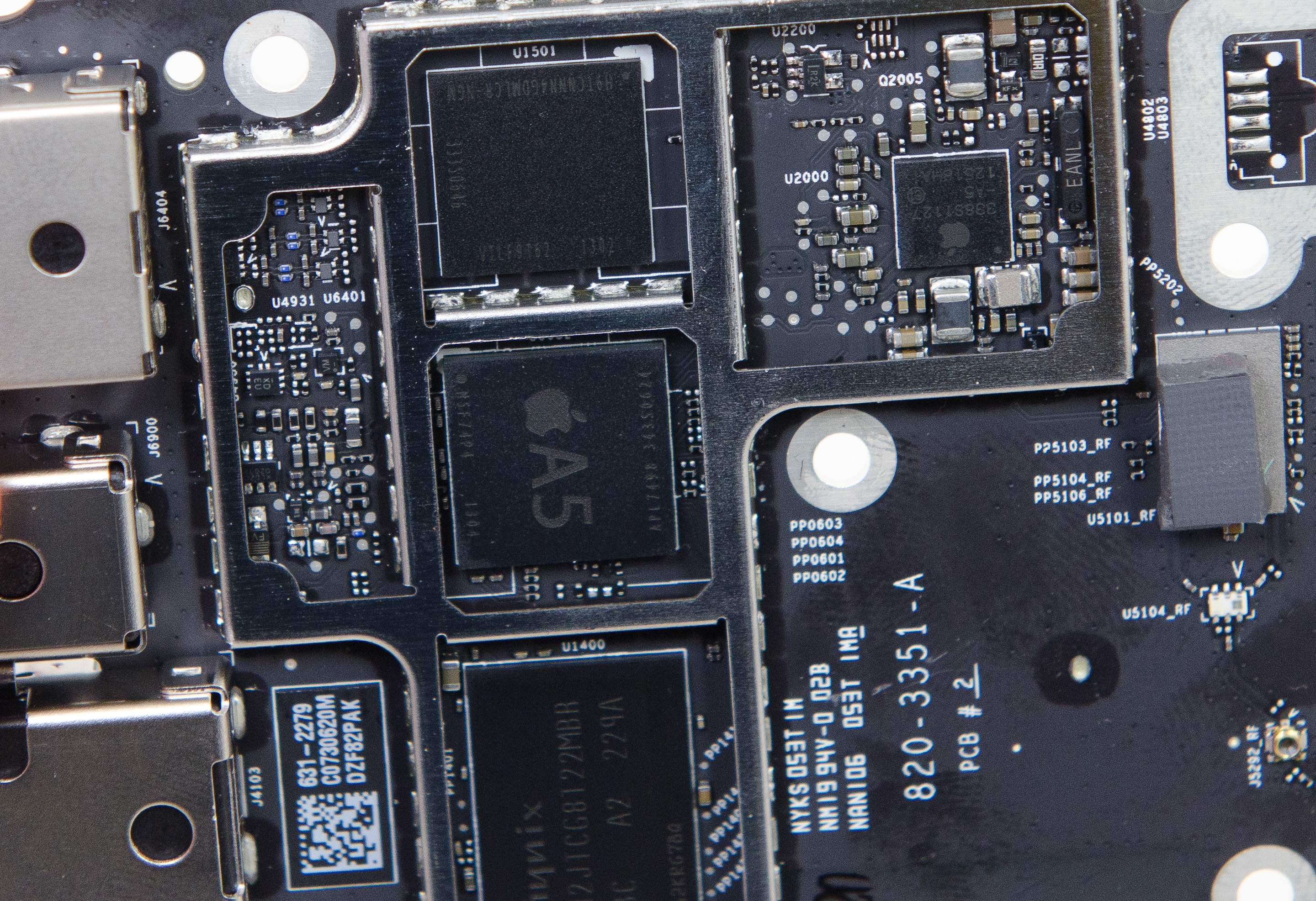 Apple Tv 2013 A1469 Short Review Analysis Of A New A5 2nd Try How To Find Circuit In Macbook Logic Board