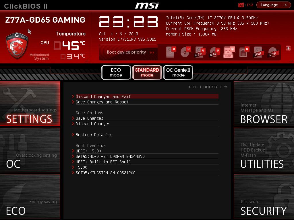GAZ97HD3 rev 10  Motherboard  GIGABYTE Global