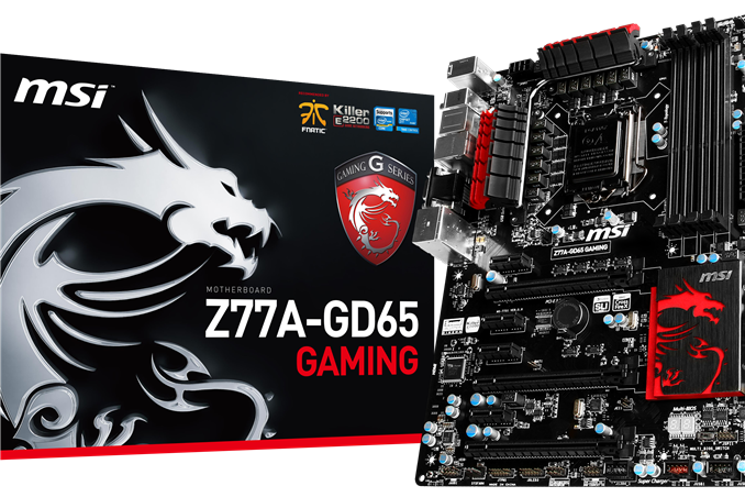 Driver for MSI Z77A-G43 Gaming Lucid Virtu MVP