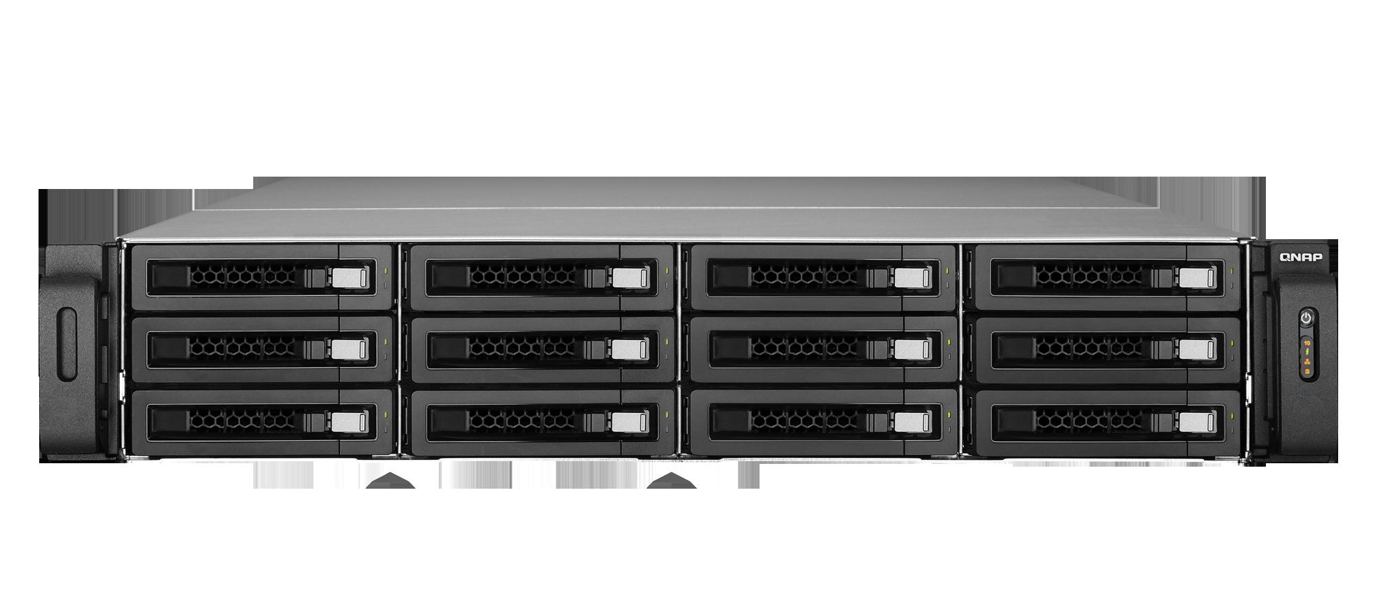sc 1 st  AnandTech & QNAPu0027s TS-EC1279U-RP 12-bay Flagship Rackmount NAS Review