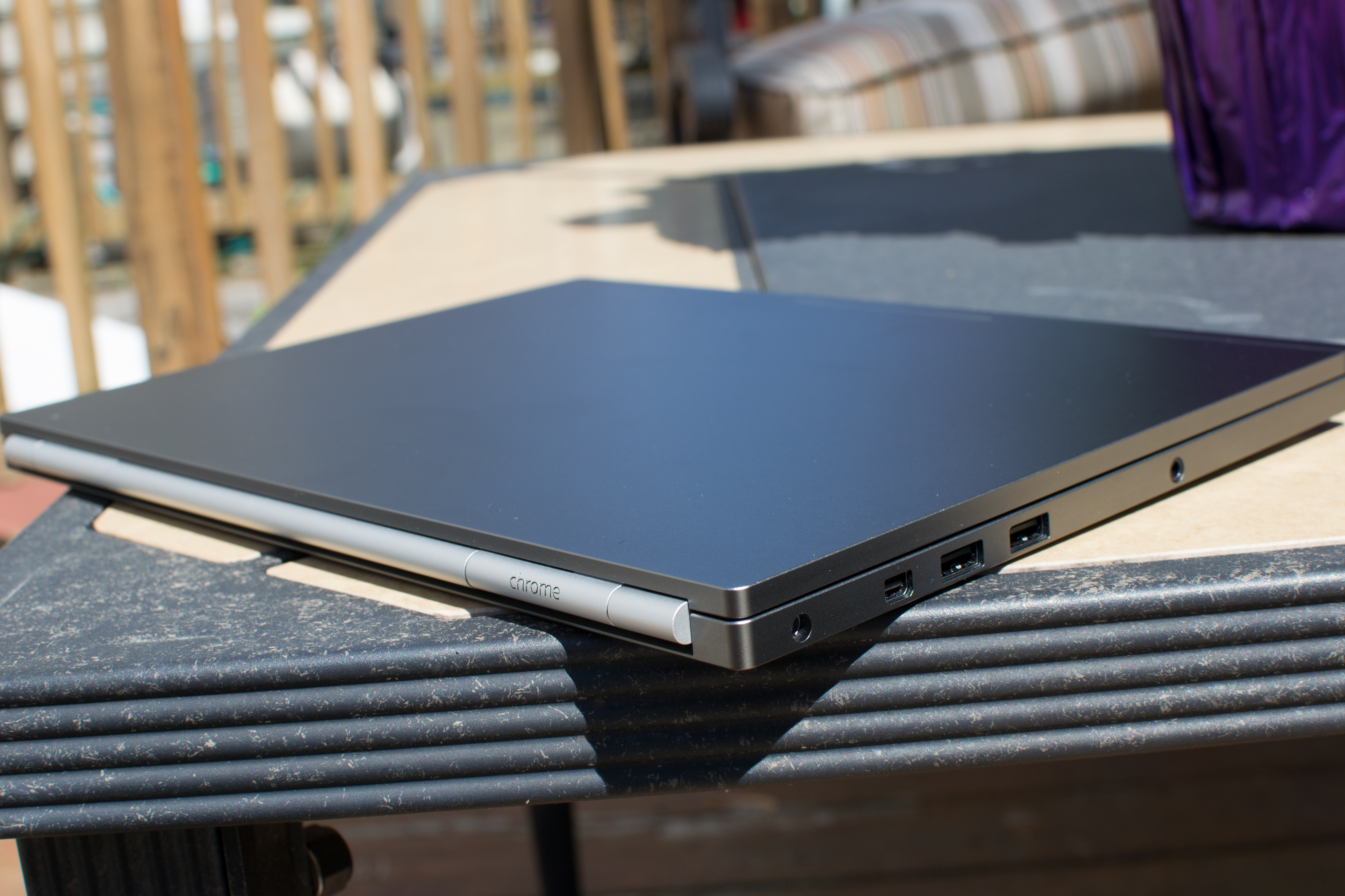 The Chromebook Pixel Review