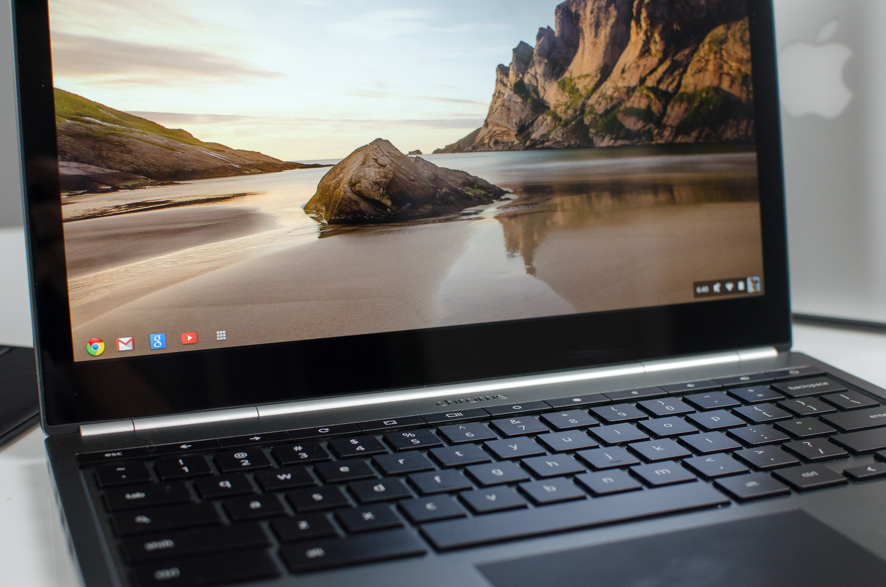 Display - The Chromebook Pixel Review