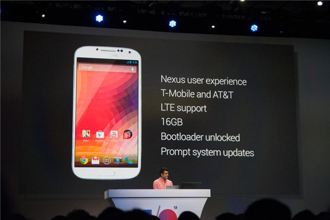 The Nexus Experience Galaxy S 4 - What We Know