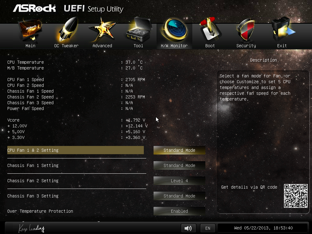 how to use asrock fast boot