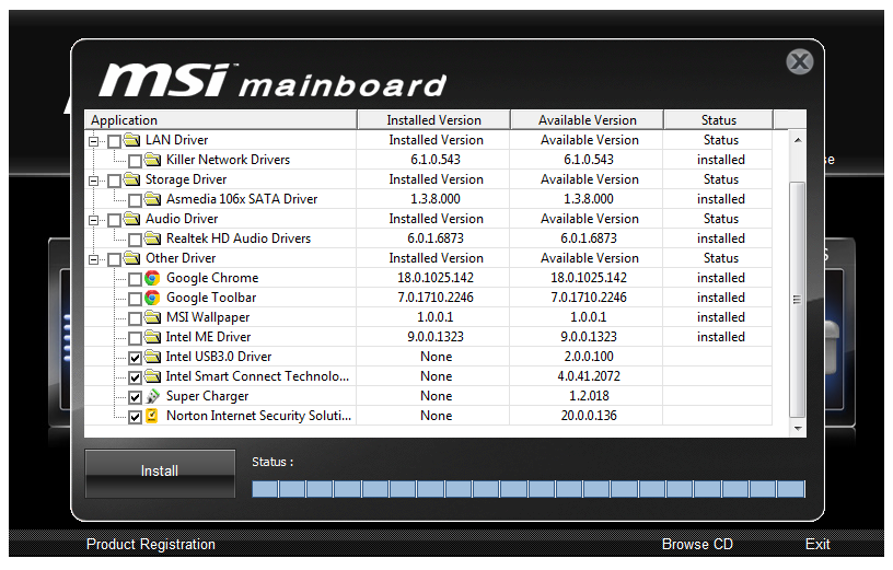 MSI Z87-GD65 Gaming Intel Extreme Tuning Windows 8 Drivers Download (2019)