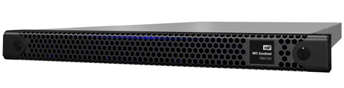 wd rx4100 575px Western Digital Launches RX4100 Rackmount SMB Storage Server