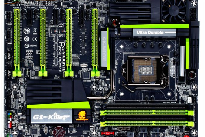 Gigabyte's 8-Series Haswell Motherboard Tour