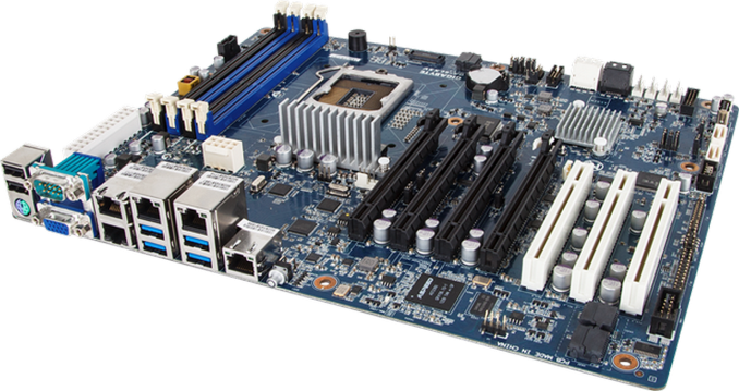 ASUS Supplying dozen of motherboards for Intel Haswell to brand the basis More Fast in addition to mor Gigabyte Launched Two New Haswell Xeon Server Motherboards