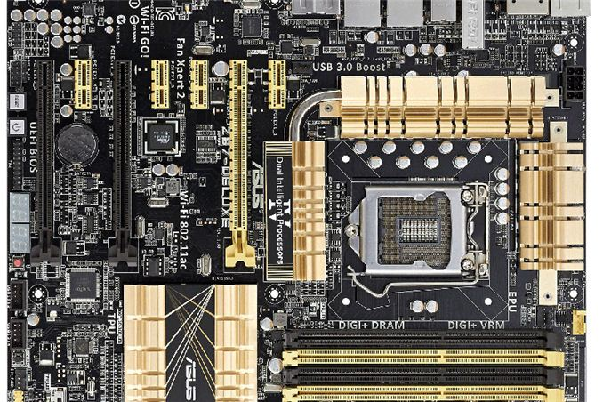 ASUS' Haswell 8-Series Motherboard Lineup