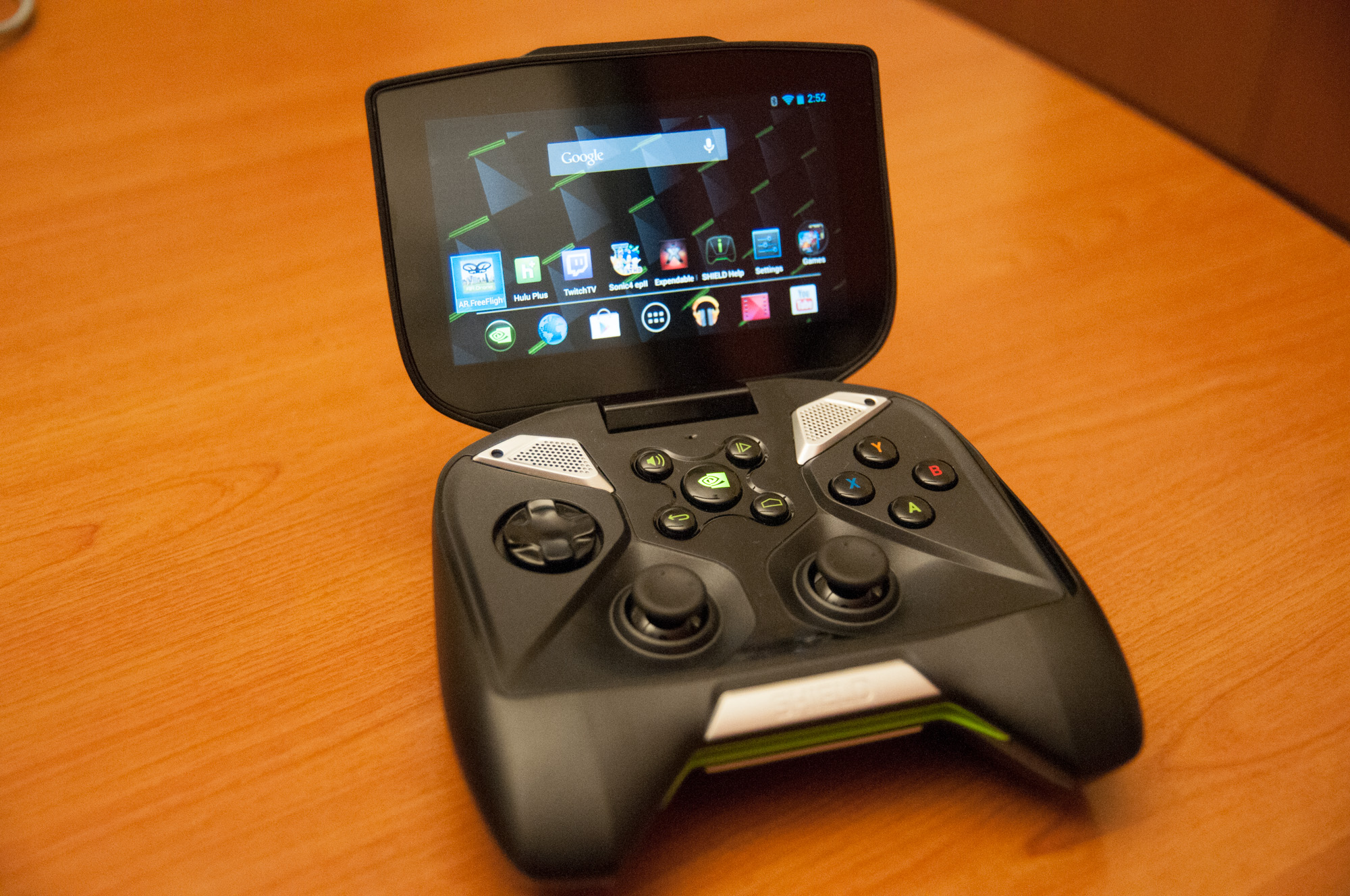 Hands On with the Final NVIDIA Shield Hardware, Update ...Ps4 Controller Touch Screen