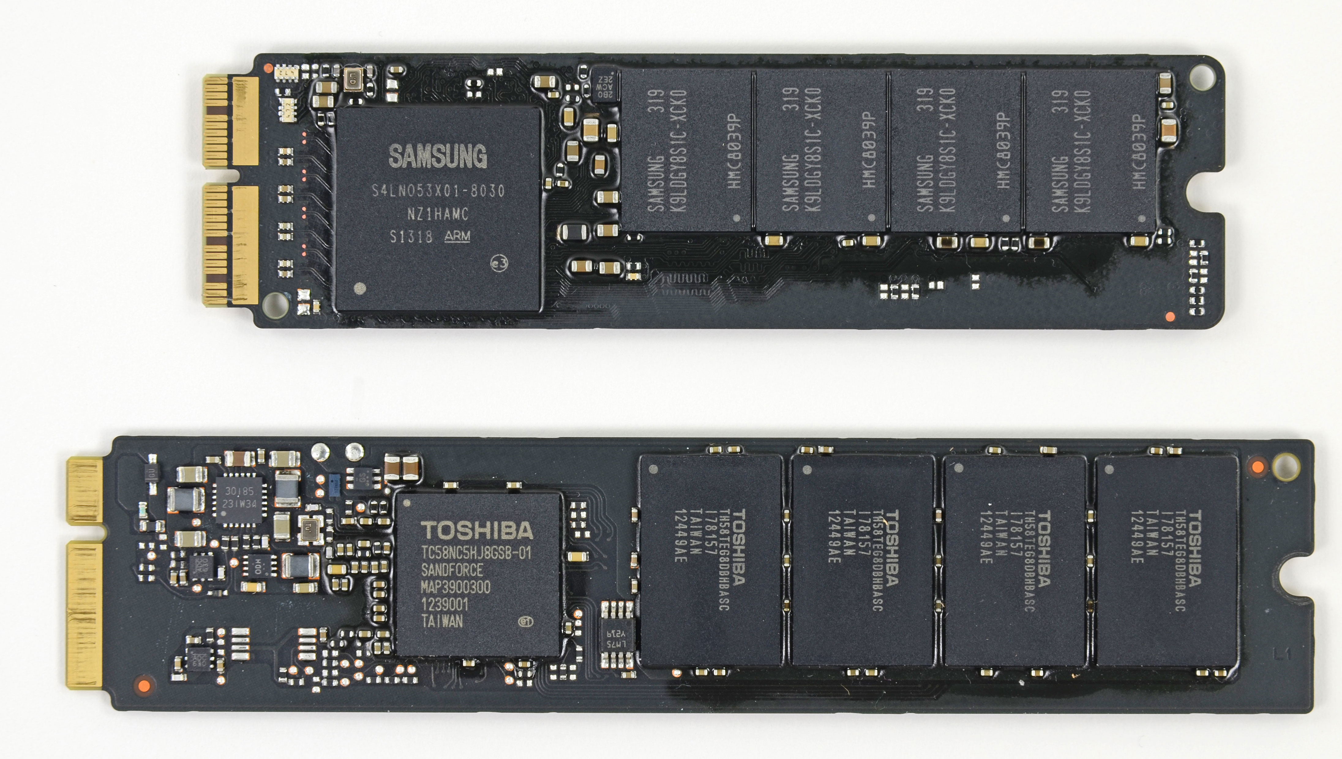r apple comments bveg ssd replacement for  mbp