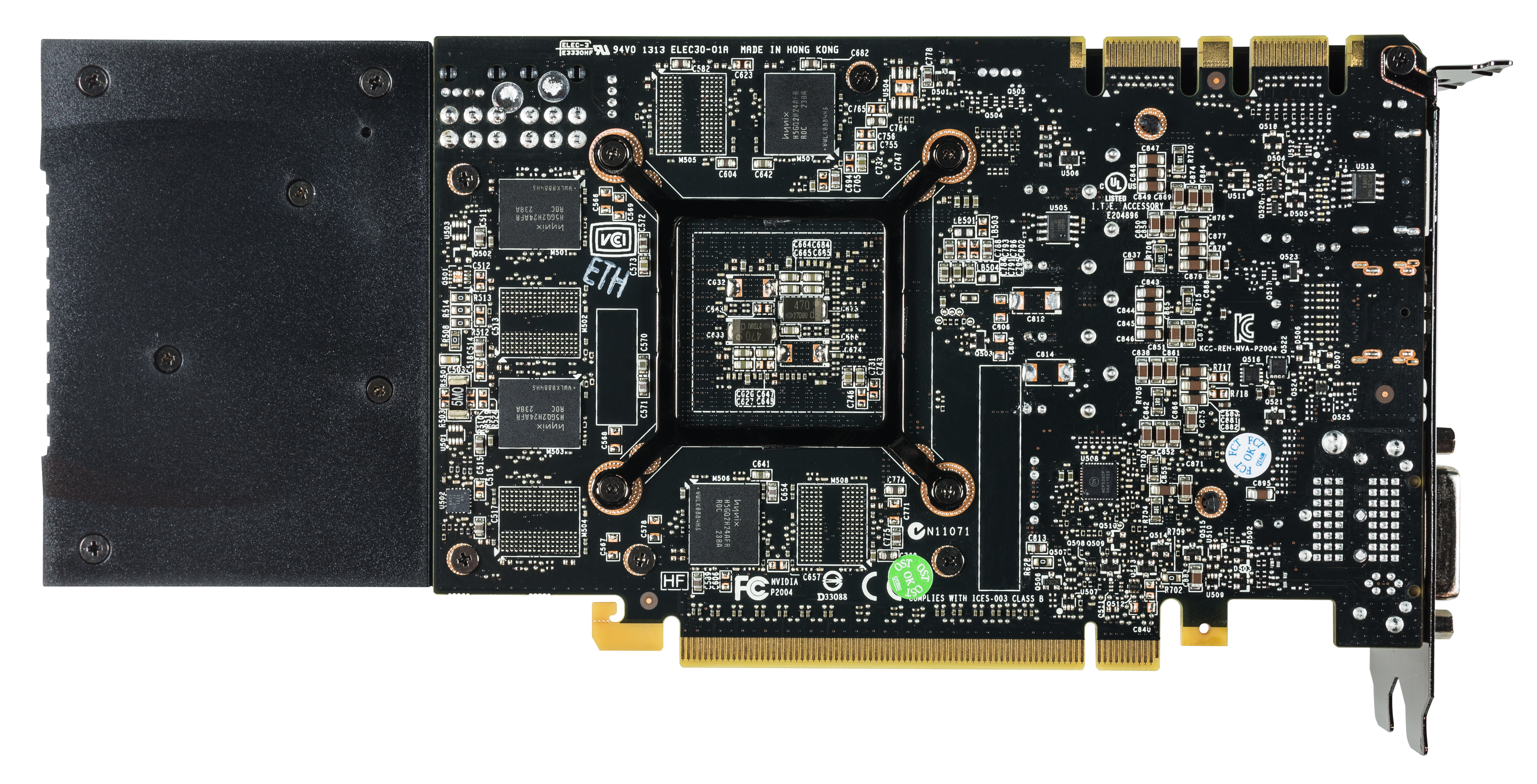 [MOVED] Hacking NVidia Cards into their Professional ...