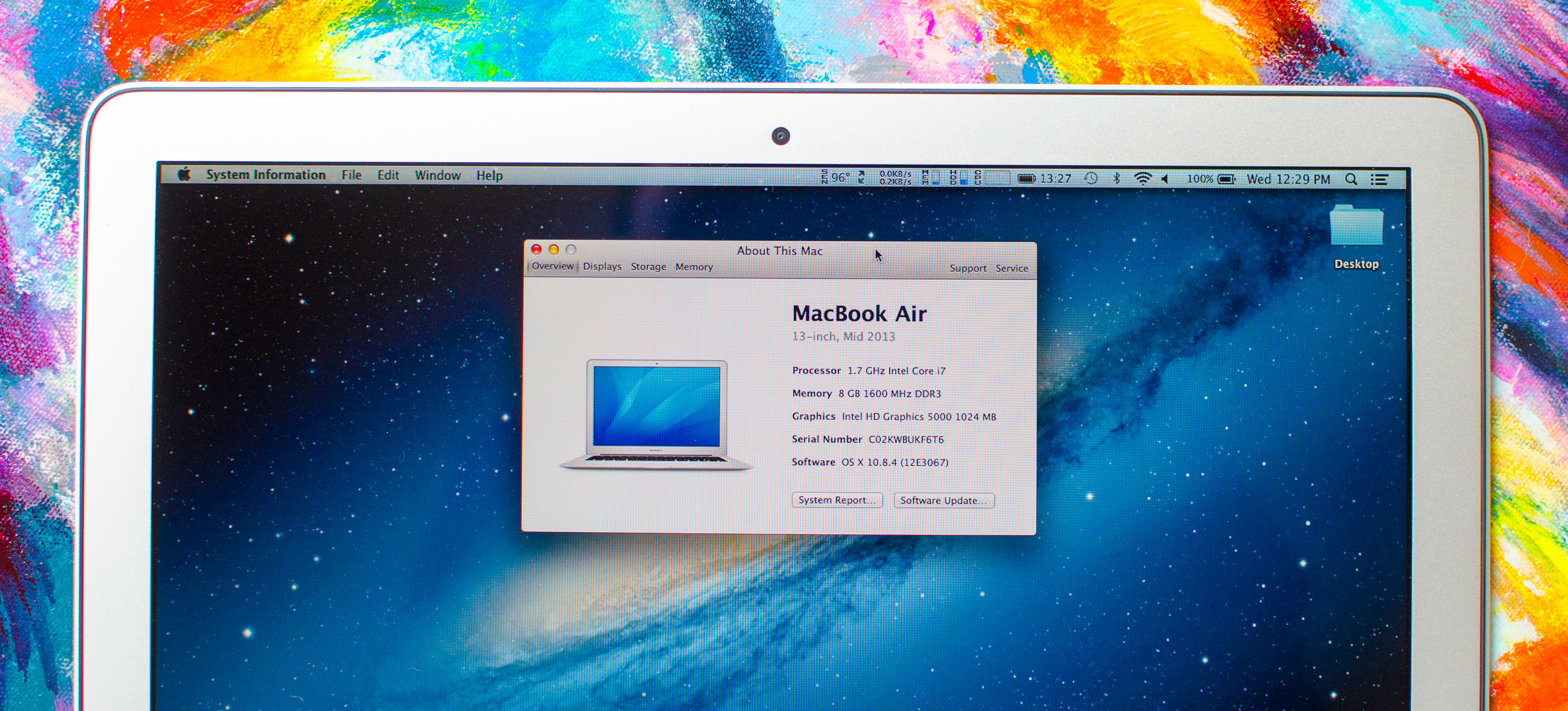 The 2013 MacBook Air: Core i5-4250U vs  Core i7-4650U