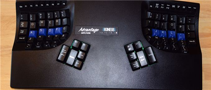 Kinesis Freestyle 2 Keyboard for PC-20cm Separation