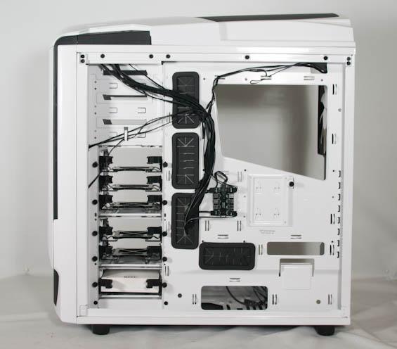 In And Around The Nzxt Phantom 530 Nzxt Phantom 530 Case