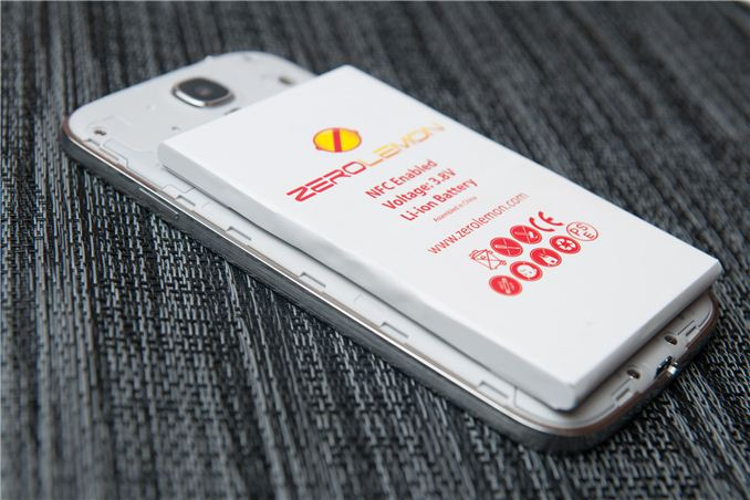 Samsung Galaxy S4 7500mAh Extended Battery