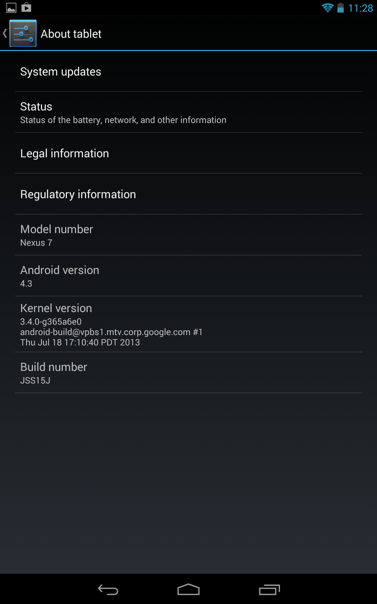 What's New in Android 4 3