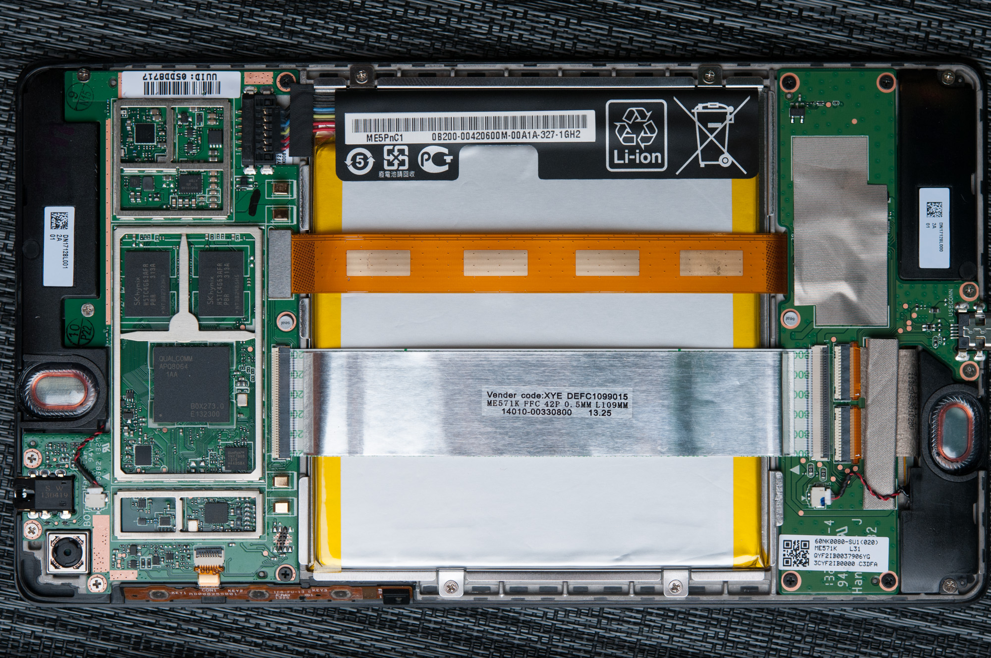 Performance and Storage Performance - Nexus 7 (2013) - Mini Review