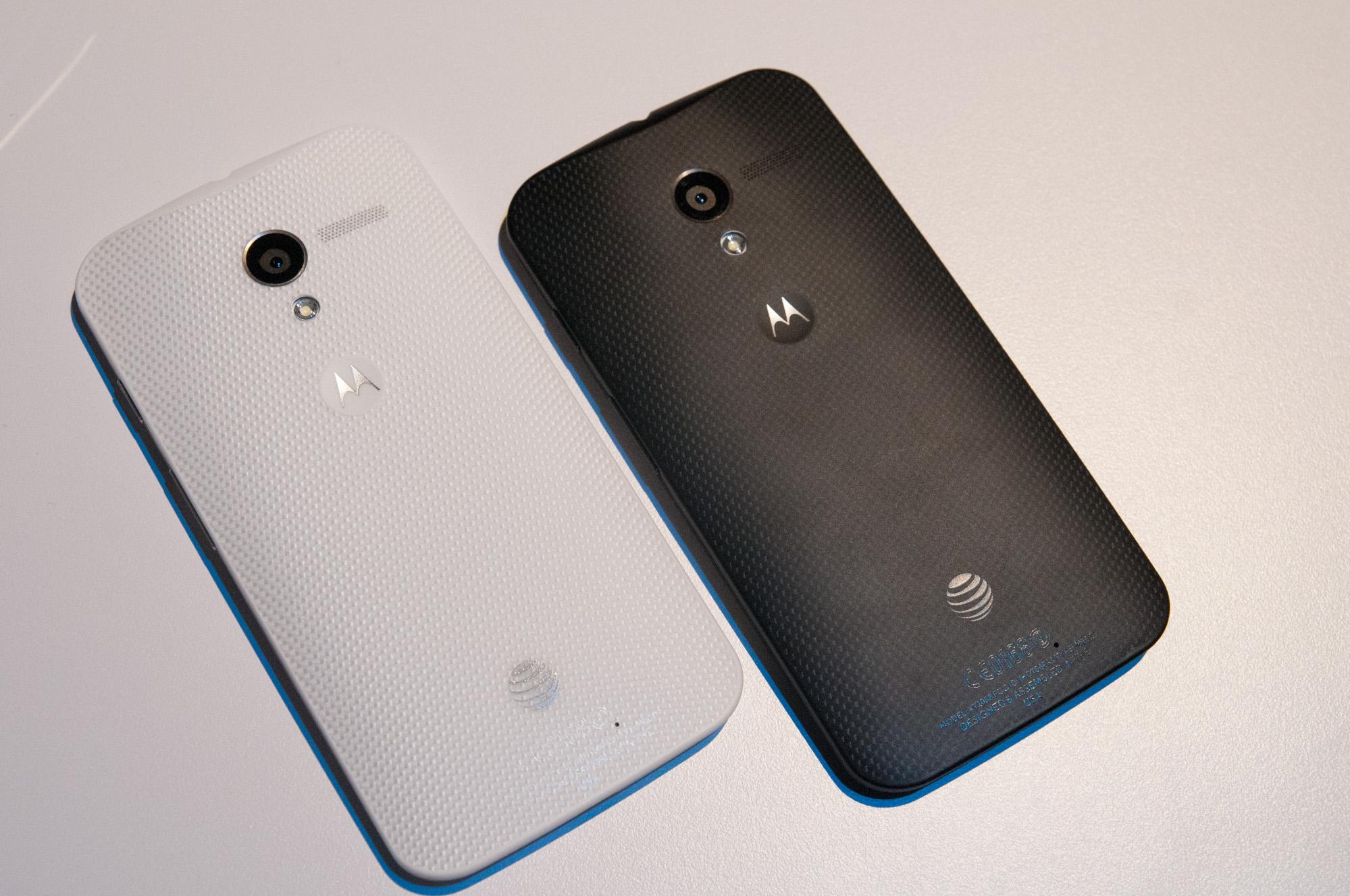 A Quick Look at the Moto X - Motorola's New Flagship