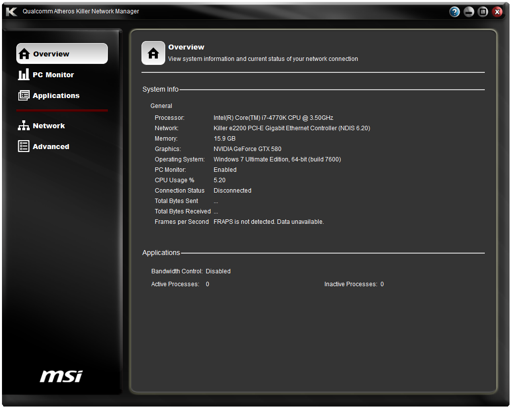 MSI Z87 XPower Software - MSI Z87 XPower Review: Our First