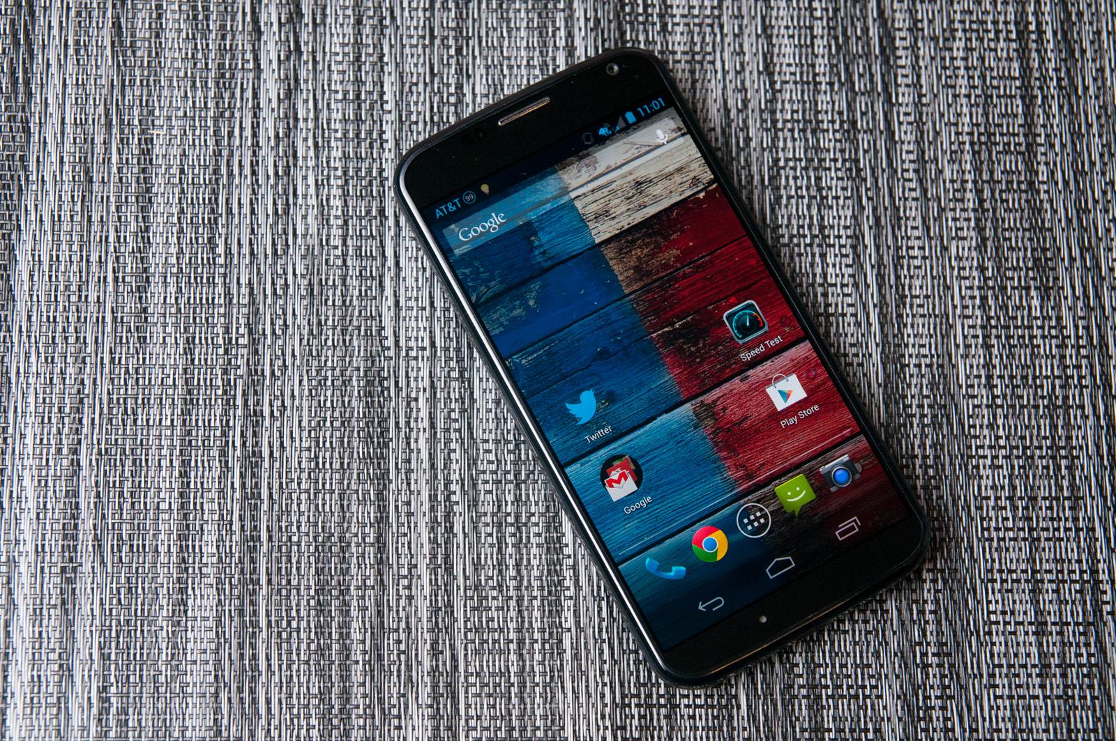 Display & Sound - Moto X Review