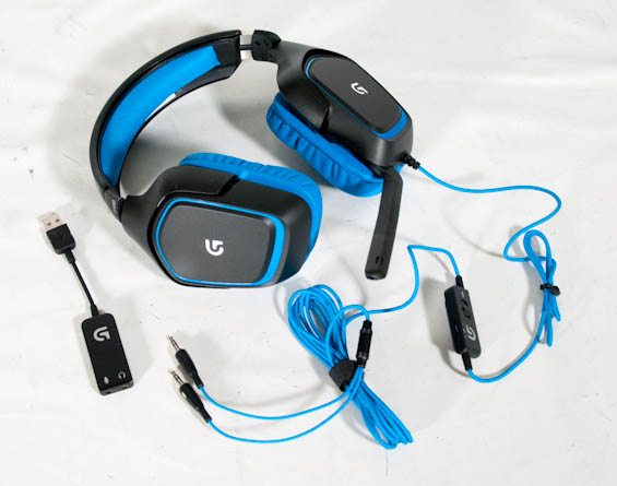 Capsule Gaming Headset Roundup: Entries from Logitech ...