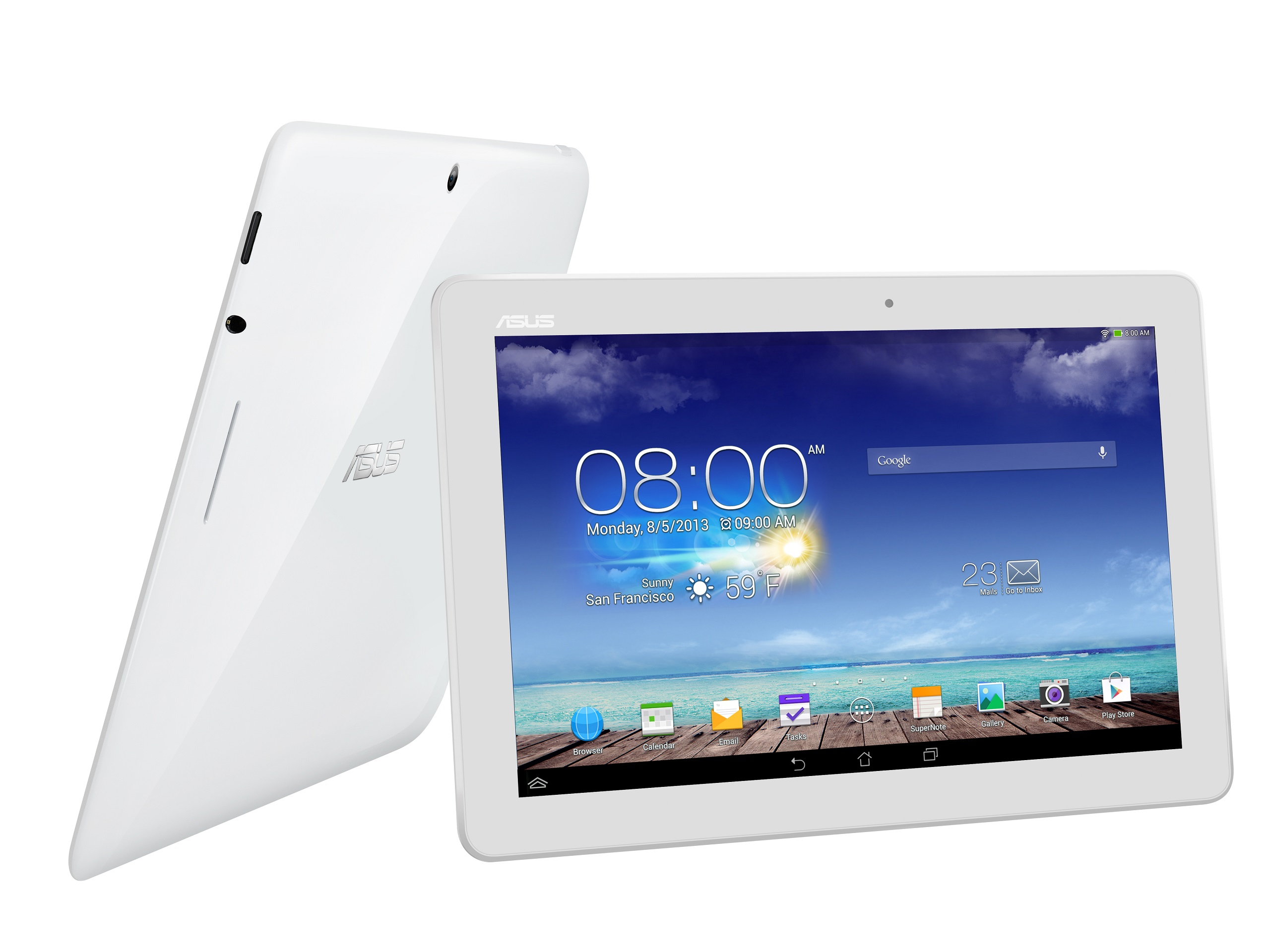 AnandTech | ASUS Announces MeMO Pad 8 and MeMO Pad 10 Tablets