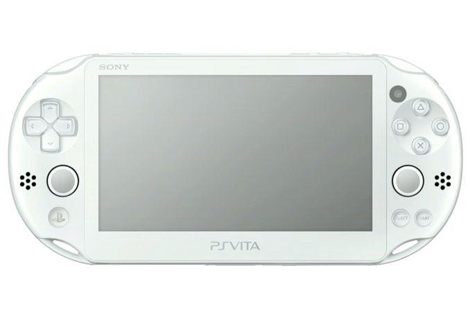 Sony Announces Ps Vita Pch 2000 Ps Vita Tv