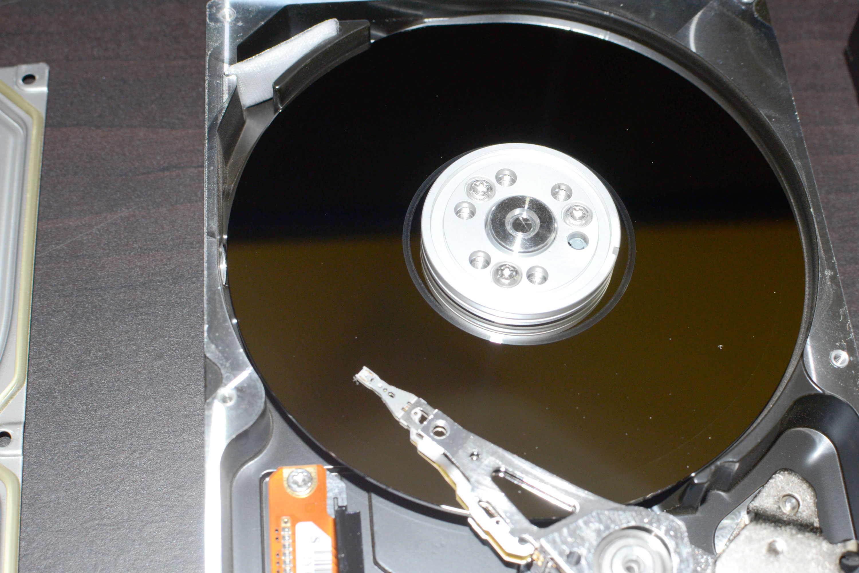How to recover files from external hard disk crash