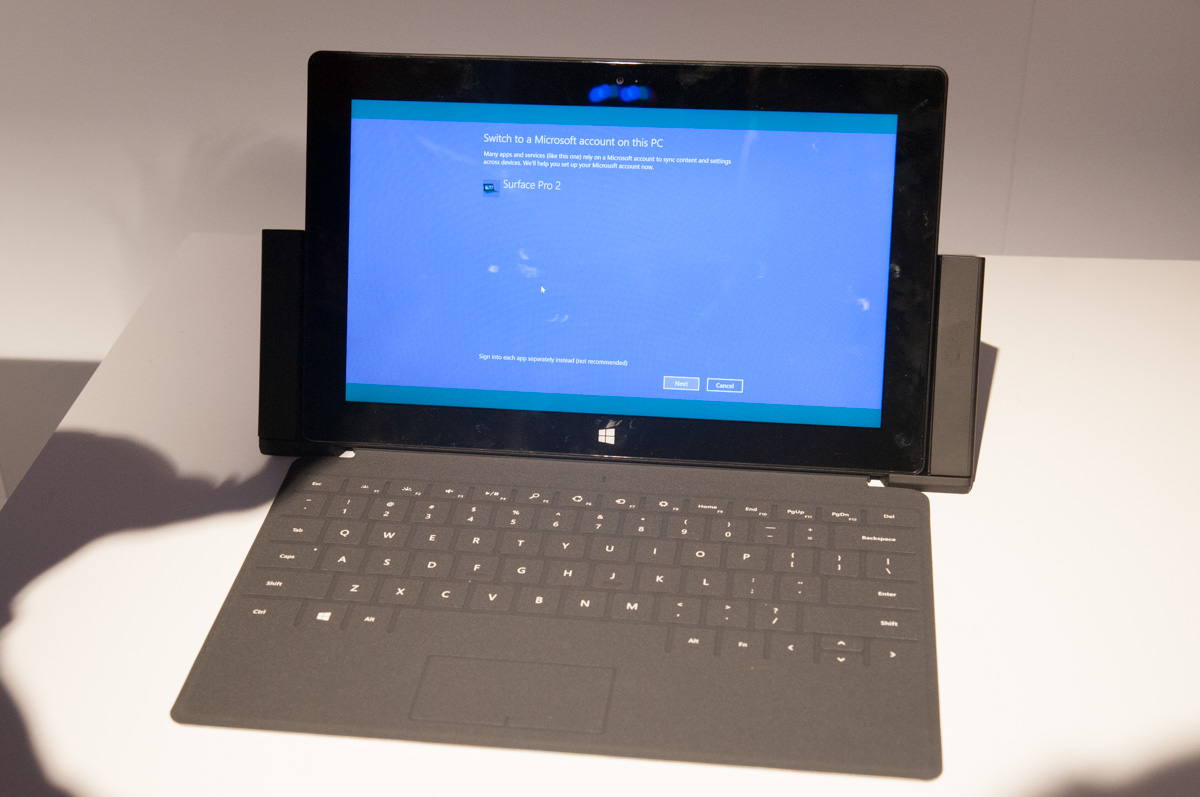Microsoft announces surface pro 2 amp surface 2 shipping october 22
