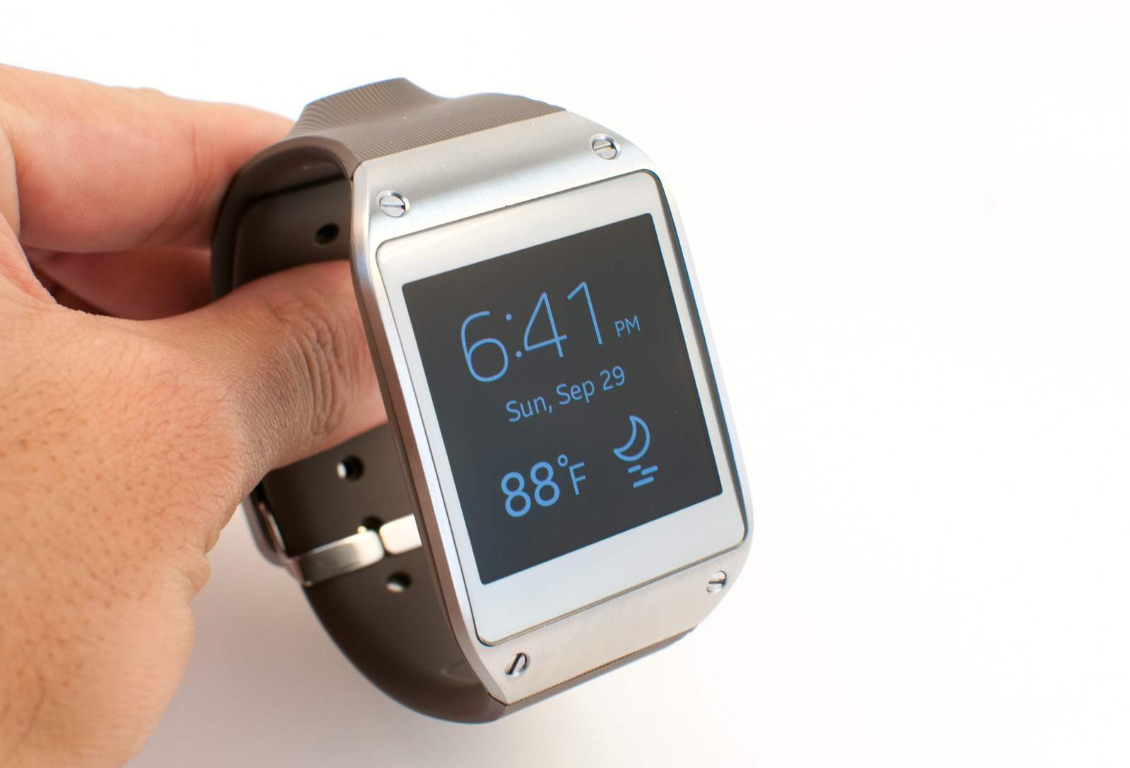 Camera Samsung Android Watch Phone samsung galaxy gear review this has happened before and all of it will happen again