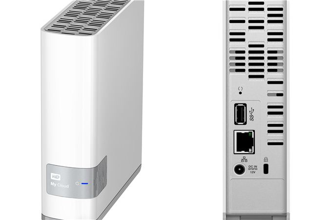 Western Digital Launches My Cloud Consumer NAS Platform