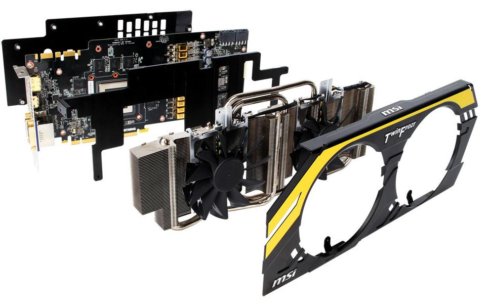 MSI GTX 770 Lightning - The GeForce GTX 770 Roundup: EVGA, Gigabyte