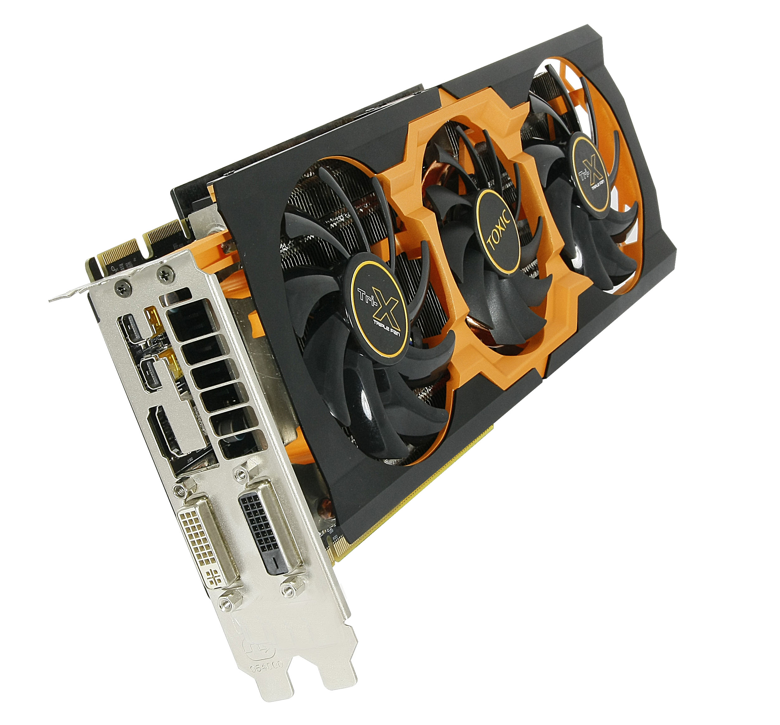 Meet The Sapphire R9 280X Toxic, Cont - The Sapphire R9 280X Toxic