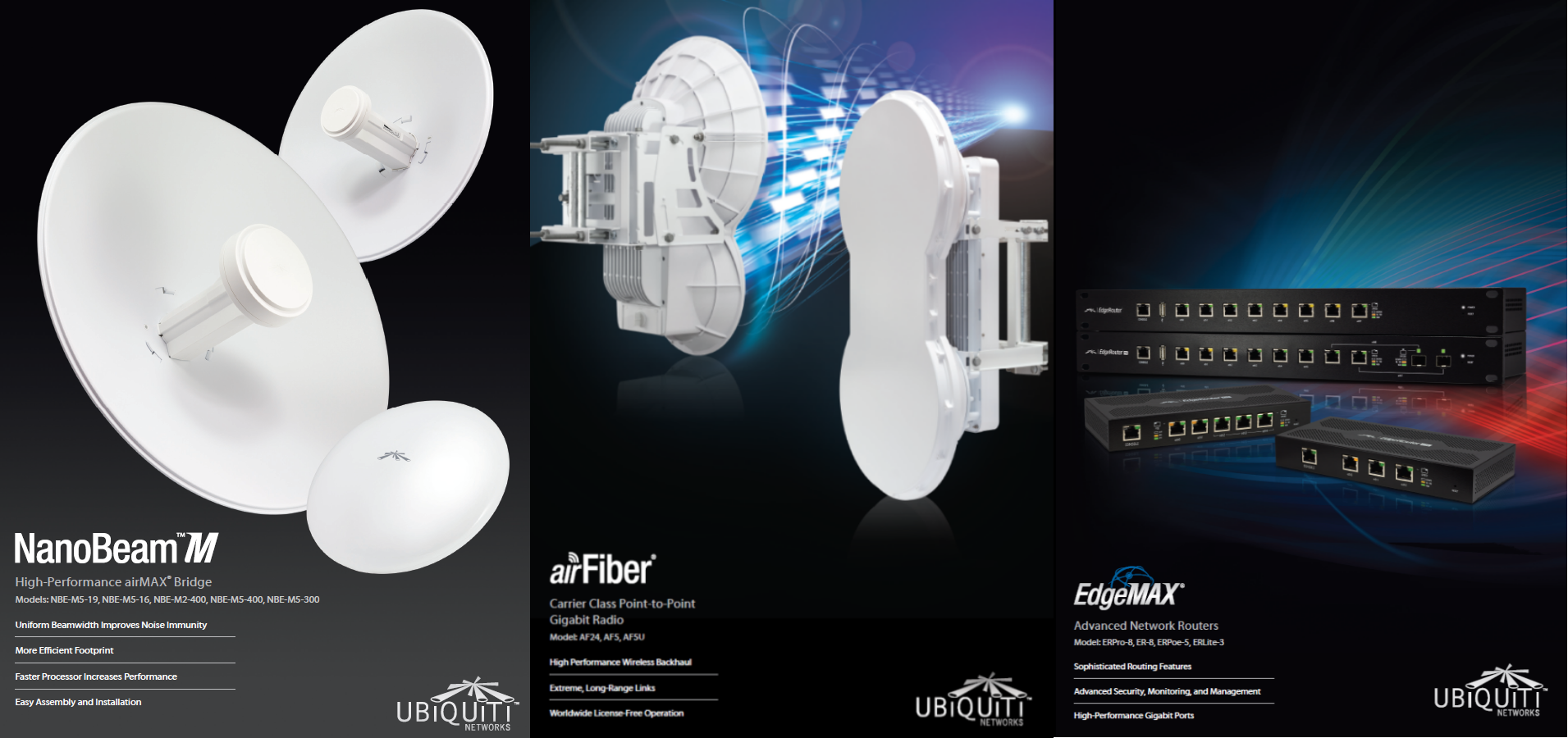 Wireless Internet Service Provider >> Ubiquiti Networks Introduces Next-Gen Fixed Wireless Broadband Infrastructure