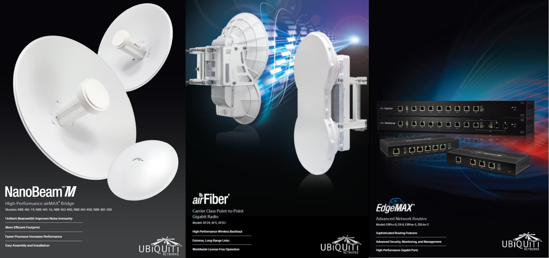 Wireless Internet Service Provider >> Ubiquiti Networks Introduces Next-Gen Fixed Wireless Broadband Infrastructure