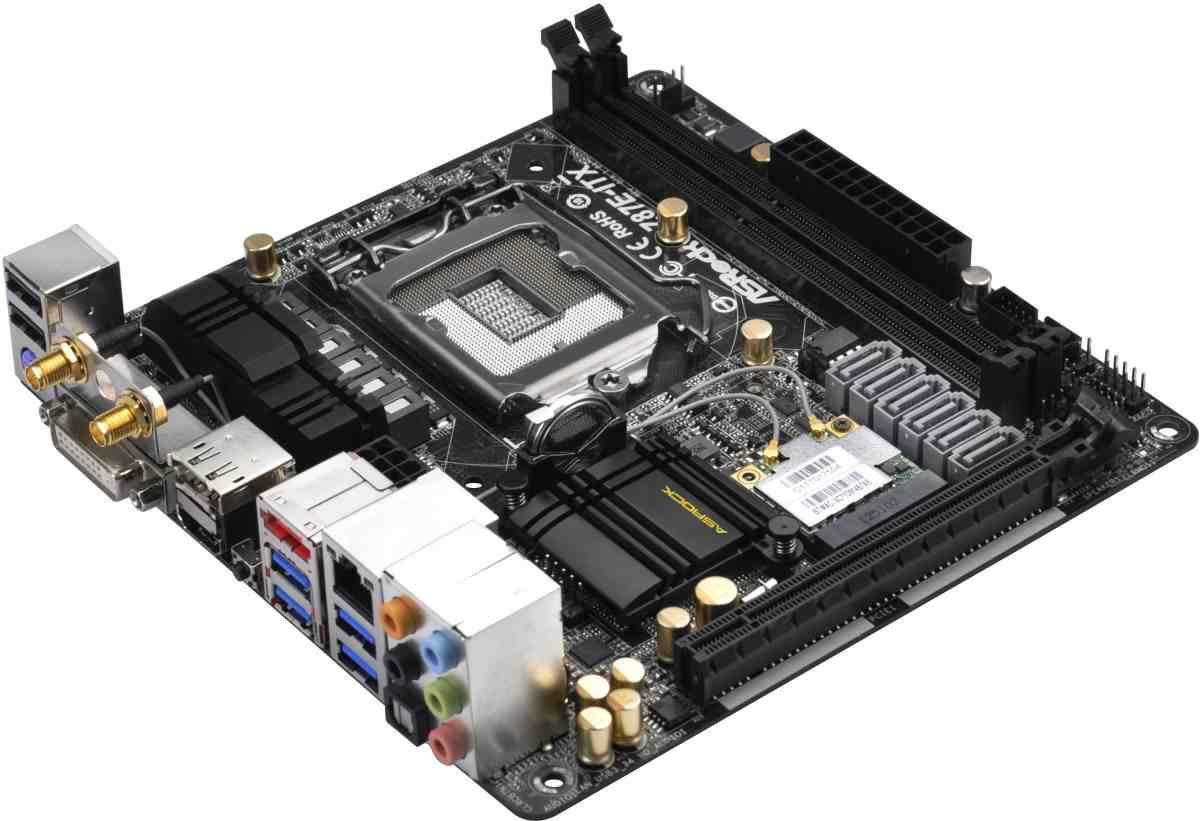 ASRock Z87E-ITX Broadcom WLAN Drivers Update