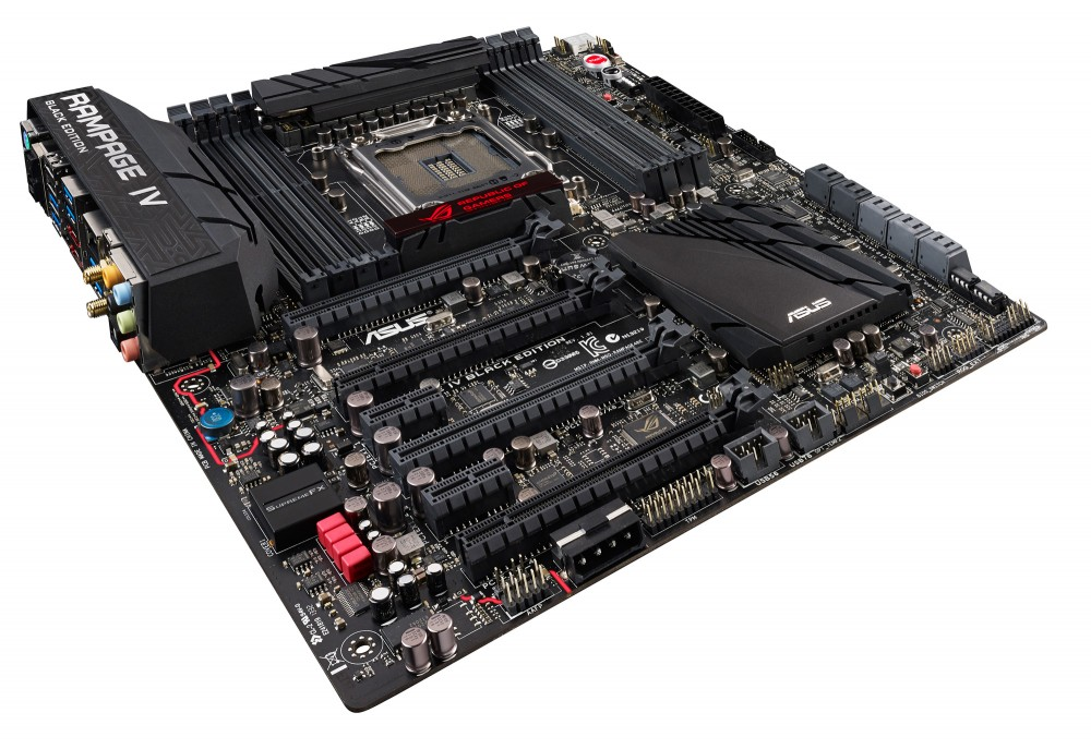 asus announces rampage iv black edition coming 11 19