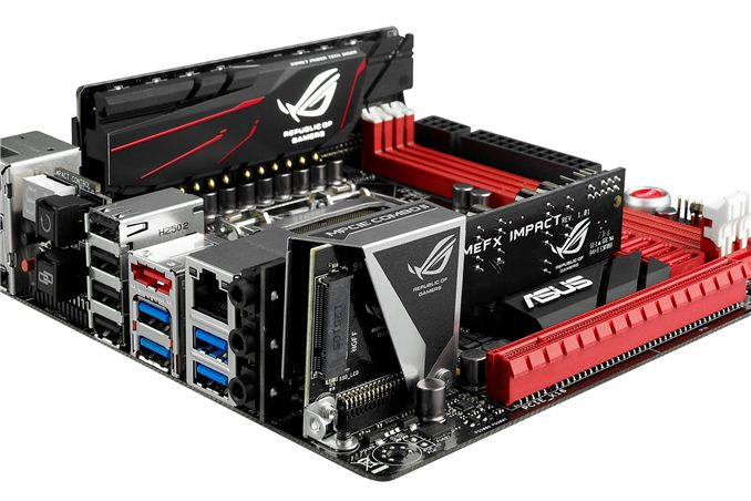 Asus MAXIMUS VI IMPACT Drivers for Windows Mac