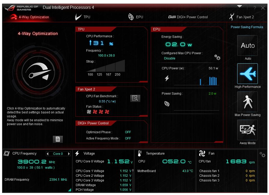 ASUS Maximus VI Impact BIOS and Software - ASUS Maximus VI
