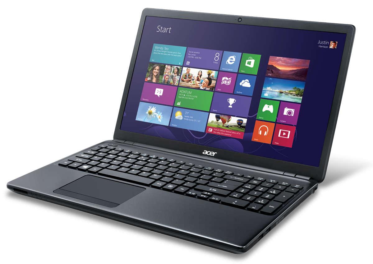 Acer E1-532 mới vượt trội