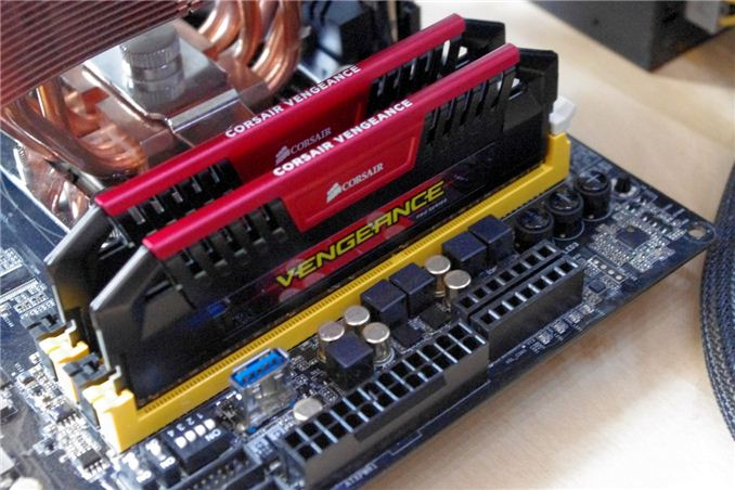 Corsair Vengeance Pro Review 2x8 Gb At Ddr3 2400 10 12 12