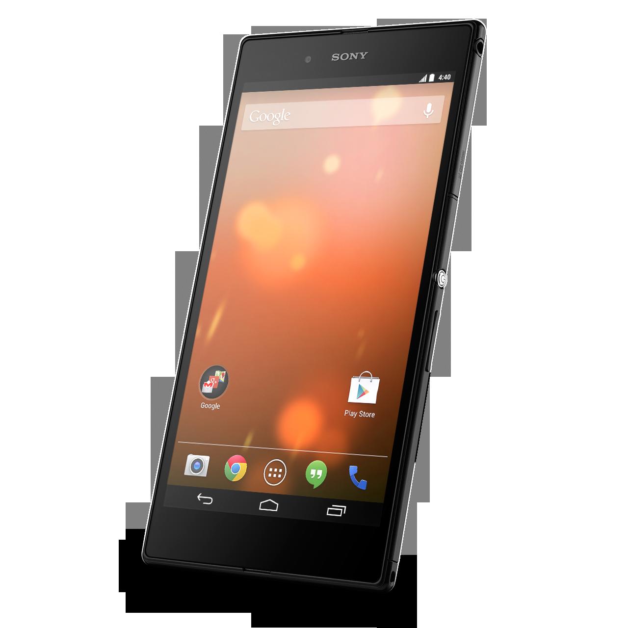 Google Play Edition LG G Pad 8.3, Sony Z Ultra, White ...