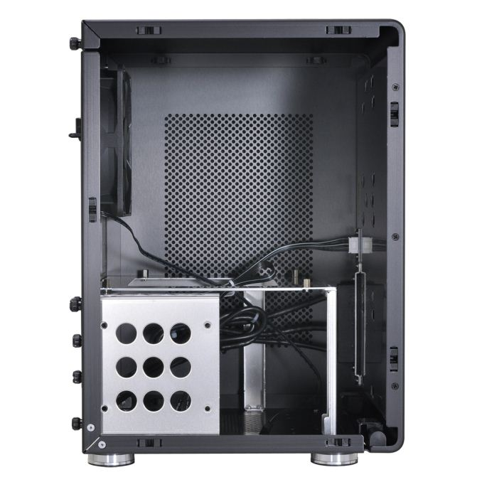 q33 021 575px Lian Li Launches the PC Q33: Another Hinge Chassis, but mini ITX