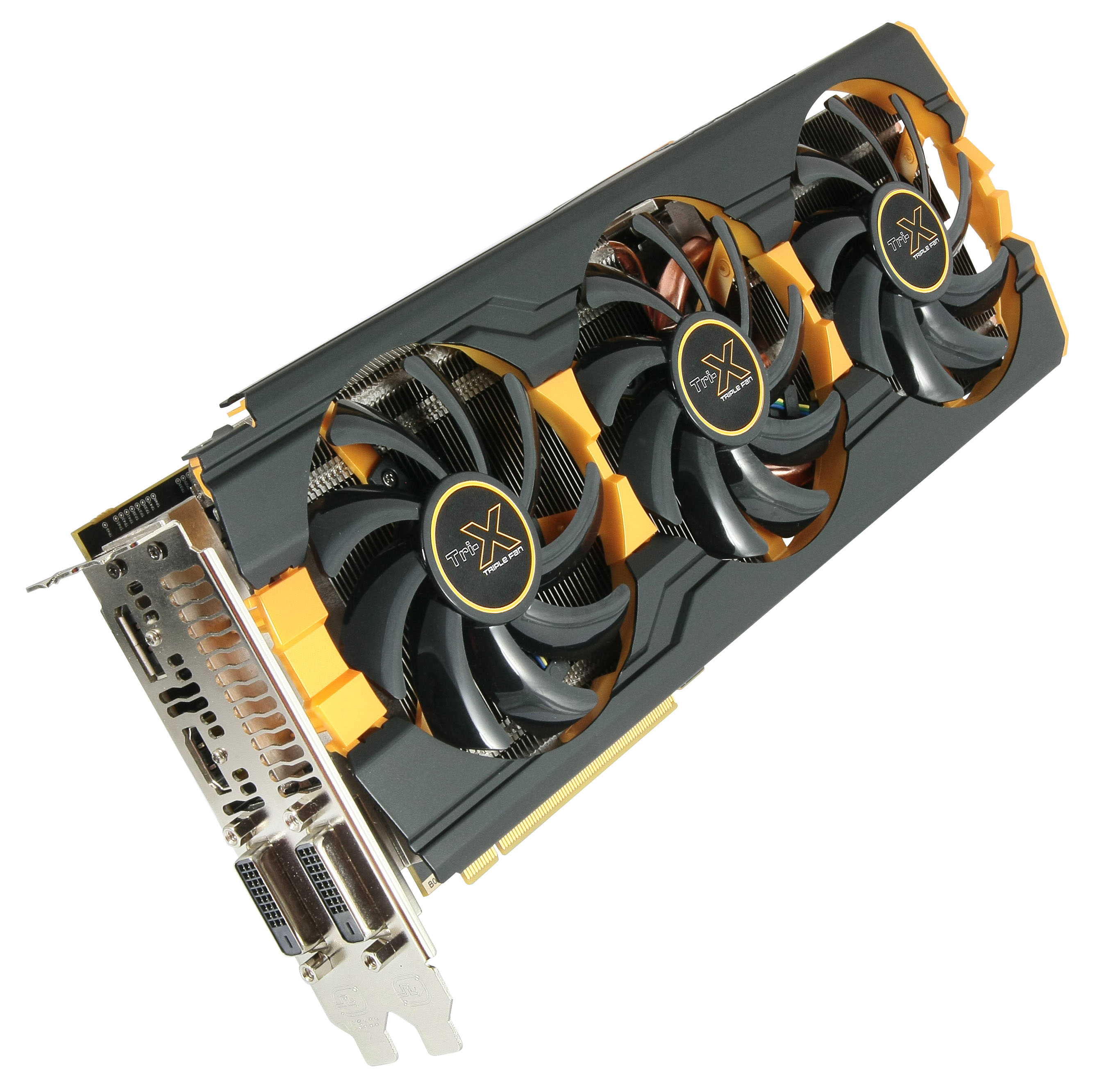 Sapphire Radeon R9 290 Tri X Oc Review Our First Custom Cooled 290