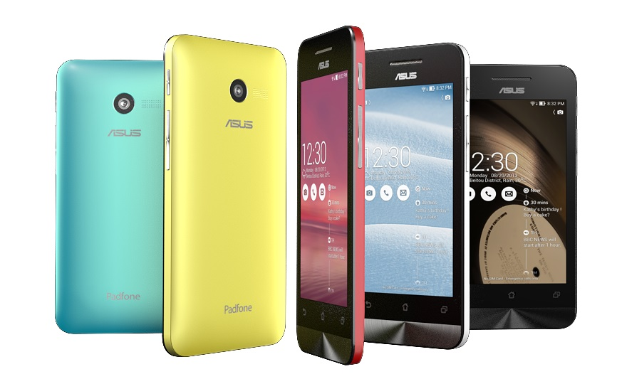 PadFone Mini and ZenFone 4, 5 and 6 - ASUS at CES 2014: ROG
