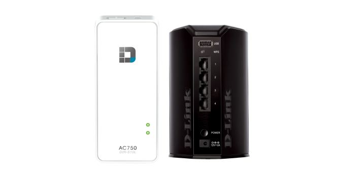D Link At Ces 2014 Wifi Router And Charger On The Go