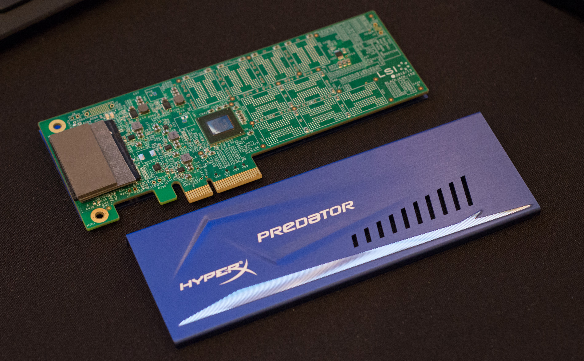 Kingston @ CES 2014: LSI SF3700 PCIe SSD Benchmarked and More