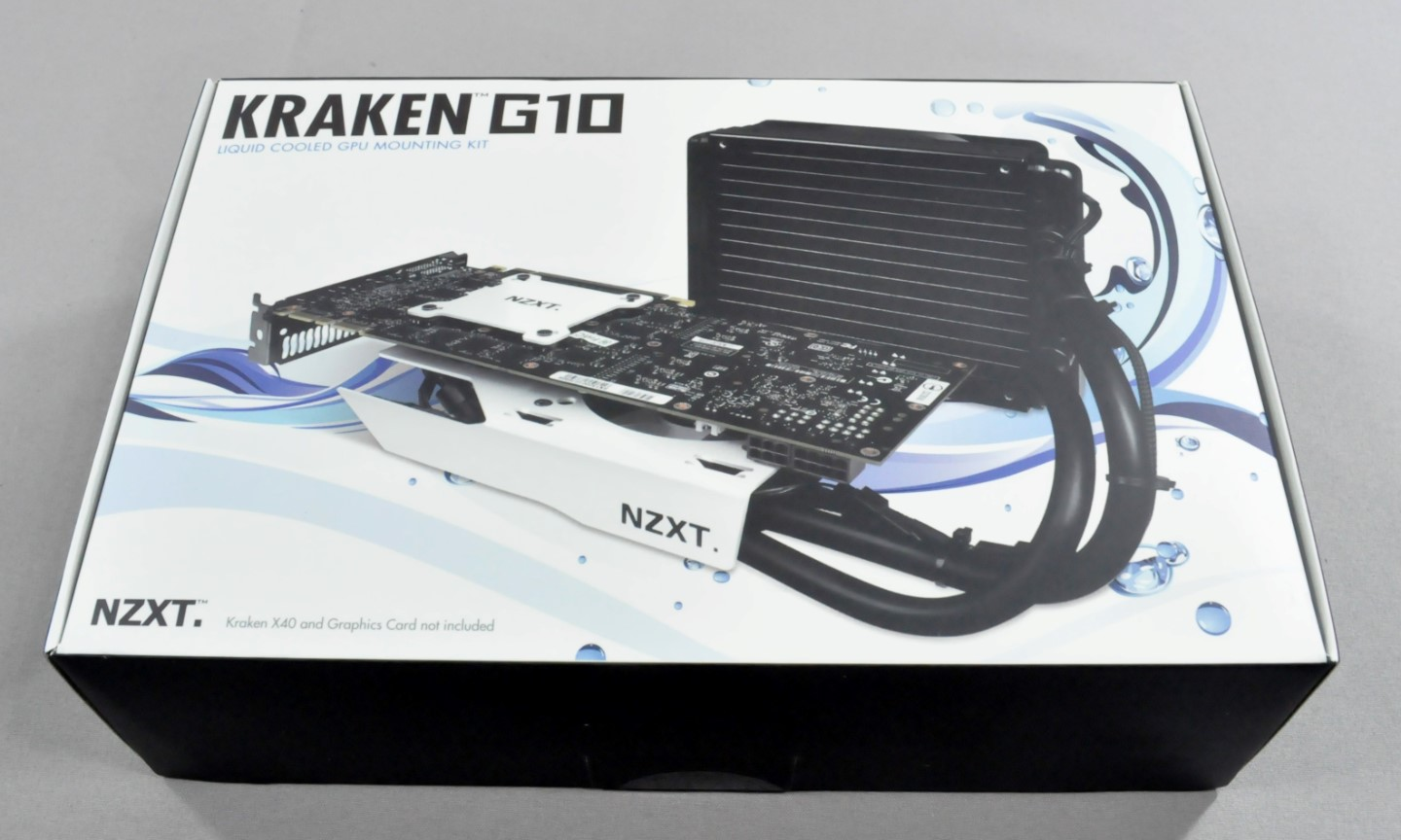 Nzxt Kraken G10 Review Liquid Cooling For Your Gpu